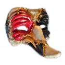 Commedia Dell' Arte Maske 'Große Nase'