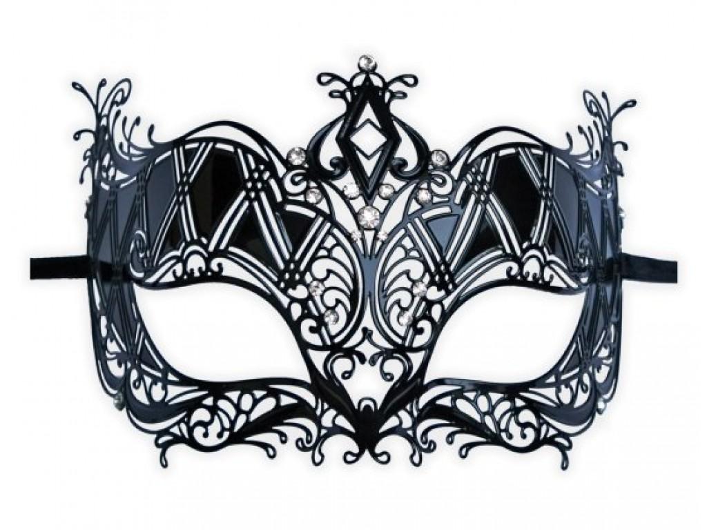 Le masque pour la personne du blanc doeuf des époques élargies