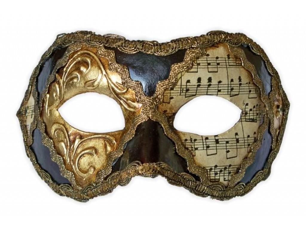 masque avec ornements pour bal masqu. Black Bedroom Furniture Sets. Home Design Ideas